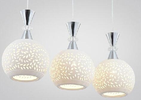 现代灯具中的设计元素
