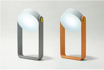 材料的质感特性对灯具形态设计的影响