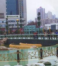 成都天府广场景观工程